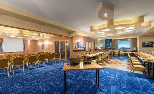 zdjęcie sali konferencyjnej, Hotel Restauracja Faleza, Jastrzębia Góra