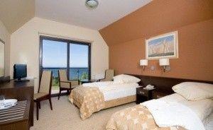 zdjęcie pokoju, Hotel Restauracja Faleza, Jastrzębia Góra