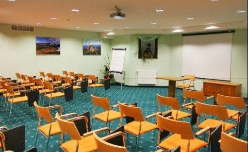 zdjęcie sali konferencyjnej, HOTEL ALPEJSKI, Karpacz