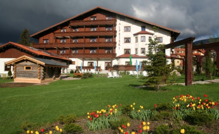 zdjęcie obiektu, HOTEL ALPEJSKI, Karpacz