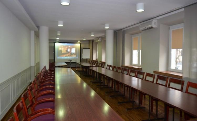 zdjęcie sali konferencyjnej, Centrum Konferencyjne GALERIA NA KOLE, Warszawa