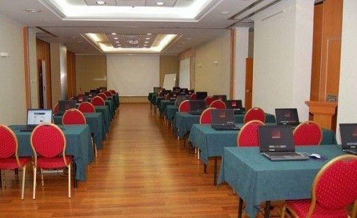 zdjęcie sali konferencyjnej, Green Hotel, Poznań