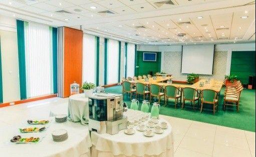 zdjęcie sali konferencyjnej, Hotel Rodan-Groklin, Grodzisk Wlkp