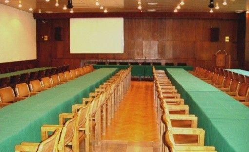 zdjęcie sali konferencyjnej, Hotel Gromada Piła, Piła