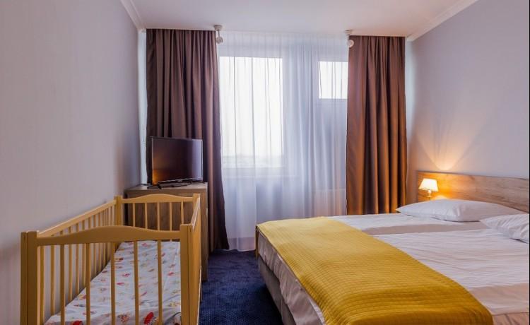 Hotel *** Hotel Belwederski / 8