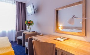 Hotel Belwederski Hotel *** / 4