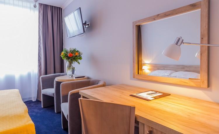 Hotel *** Hotel Belwederski / 4