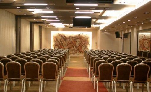 zdjęcie sali konferencyjnej, Hotel  Ikar, Poznań
