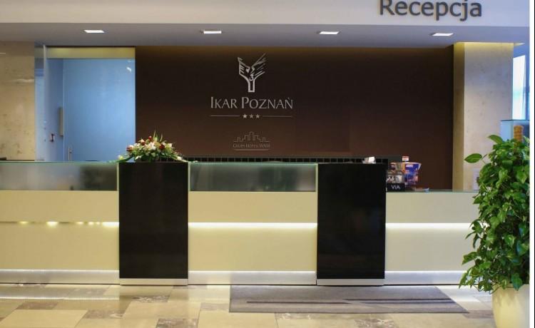 Hotel *** Hotel Ikar Poznań / 1