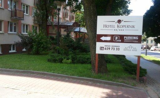 Hotel *** Hotel Kopernik / 3