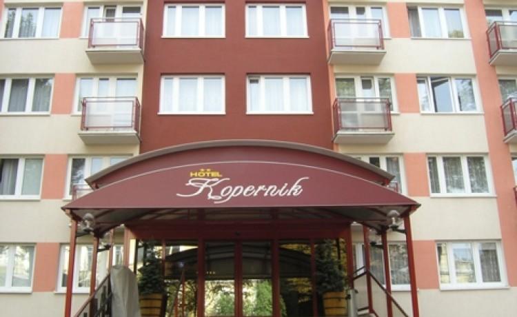 zdjęcie obiektu, Hotel Kopernik, Toruń
